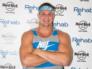 Rob Gronkowski's 26th Birthday at Rehab