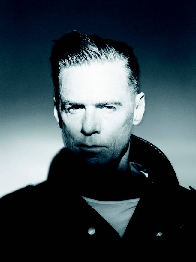 Bryan Adams is at Mandalay Bay Events Center on Saturday, May 16, 2015, in Las Vegas.