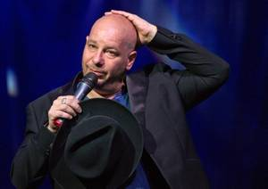 Dave Attell and Jeff Ross Comedy Night
