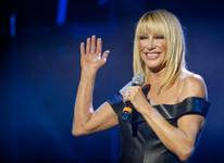 "Suzanne Somers' ""Suzanne Sizzles"" opens Saturday, May 23, 2015, at Westgate Las Vegas."