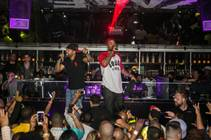 Method Man and Redman host and perform Thursday, May 21, 2015, at Foxtail in SLS Las Vegas.
