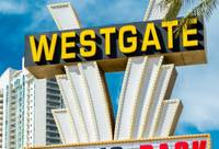 The sign outside the Westgate Las Vegas is show in this April 23, 2015, file photo.