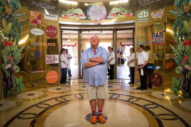 The 2015 Carnival of Cuisine hosted by Mario Batali on ...