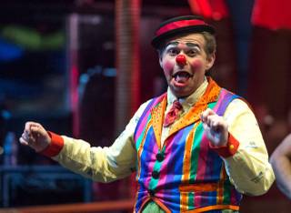 Ringling Bros. and Barnum & Bailey present Circus Xtreme on Thursday, June 11, 2015, at the Thomas & Mack Center.
