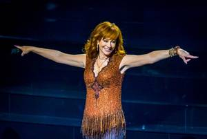 Reba and Brooks & Dunn at Caesars