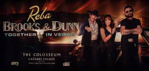 Reba McEntire and Brooks & Dunn Opening Night