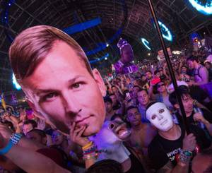 2015 EDC: Three Nights