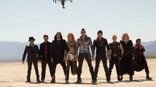 """The Supernaturalists"" by Criss Angel."