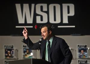 2015 WSOP: Main Event First Day