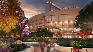 For MGM Resorts, the new theater adds versatility and volume to its entertainment options.