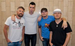 Theory of a Deadman at Fremont Street