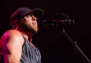Brantley Gilbert at the Chelsea