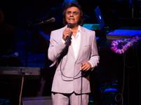 Johnny Mathis performs at the Smith Center on Friday, July 31, 2015, in downtown Las Vegas.