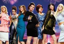 """The Hotwives of Las Vegas"" premieres on Hulu on Aug. 18."
