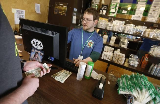 Alcohol wholesalers pushing for recreational marijuana initiative