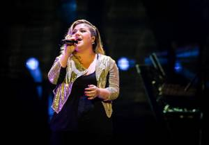 Kelly Clarkson at Mandalay Bay