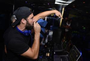 Brody Jenner 32nd Birthday at the Bank