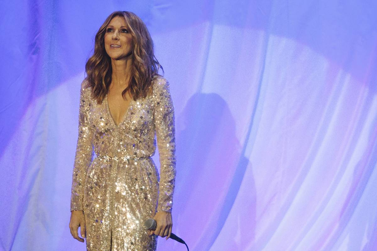 We are so fully aware of Celine Dion's family and life story because she has grown so naturally into our own Las Vegas community. She is willing to share her life's triumphs and struggles, during performances onstage and away ...