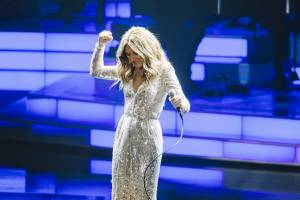 Celine Dion Returns to Caesars