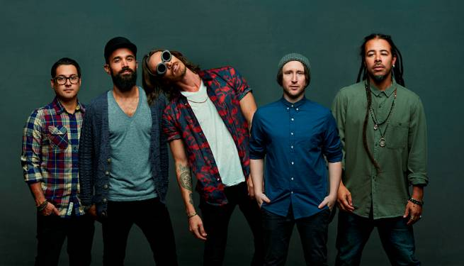 Incubus performs at The Joint in the Hard Rock Hotel from Sept. 5-6, 2015, in Las Vegas.