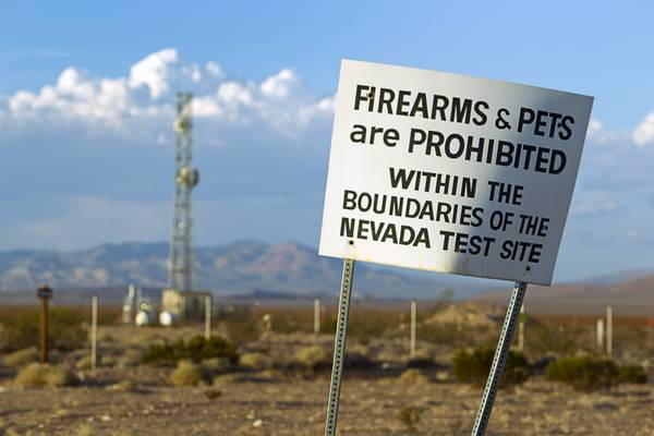 Nevada senators, energy secretary to tour plutonium site