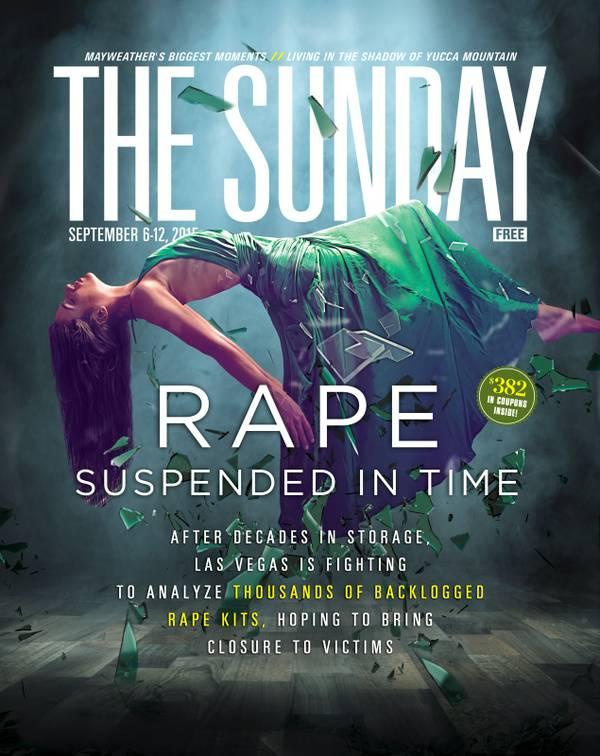 Rape, suspended in time - Las Vegas Sun Newspaper