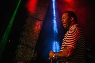 Busta Rhymes kicks off Labor Day Weekend at Tao on Friday, Sept. 4, 2015, in the Venetian.