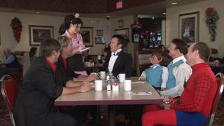 "Magician Lance Burton and his debut film ""Billy Topit: Master Magician"" filmed entirely in Las Vegas."