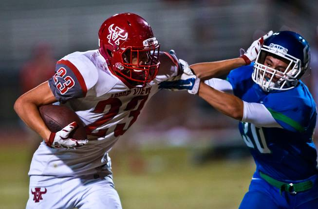 Arbor View Dominates Green Valley