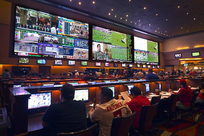 NFL Opening Day in Sportsbooks