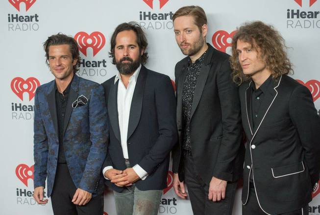 2015 iHeartRadio: Red Carpet