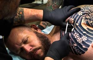 2015 'Biggest Tattoo Show on Earth'