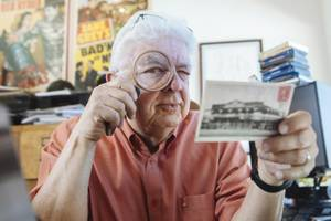 Bob Stoldal and His Postcard Collection