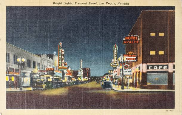 A postcard from Bob Stoldal's collection on September 19, 2015.