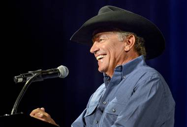 The first entertainer announced to perform at Las Vegas Arena is a solid, and Strait, individual. The man dubbed the King of Country Music and a proven Las Vegas commodity, George Strait, was announced today as the ...