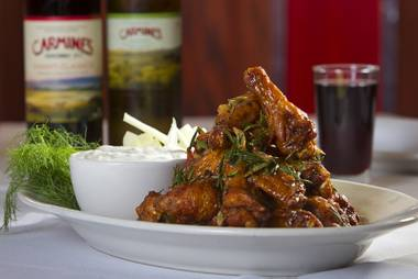 These stellar chicken wings are a labor of love for chef Michael Ingino.