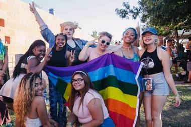 Las Vegas Pride doesn't end with the annual parade and festival.