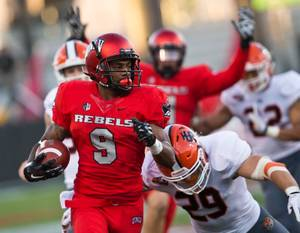 UNLV Football vs. Idaho State