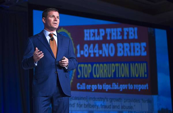 Gaming association, FBI ask the public to report illegal