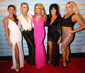 'Billy Topit' Red Carpet at Palms