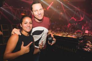 Tiesto and 7Up Your Shot DJ Contest Winner