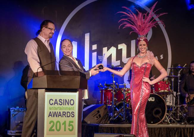 2015 Casino Entertainment Awards