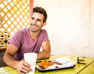 Country singer-songwriter Jake Owen.