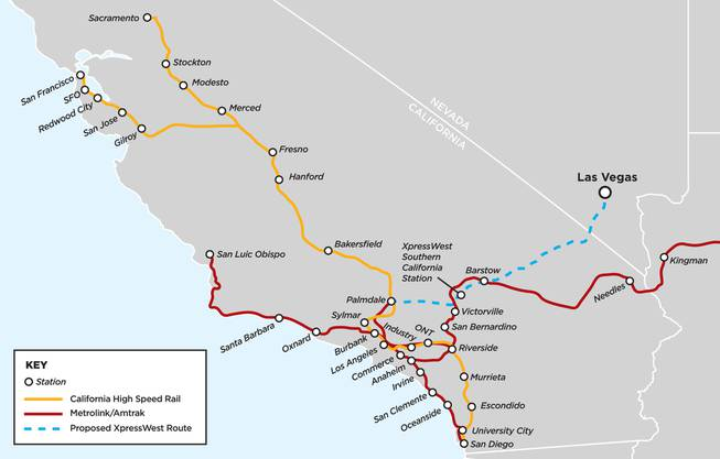 Nevada high-sd rail panel moving forward with XPressWest - Las ... on nevada on us map, nevada map with capital, nevada road map, nevada river map, nevada physical geography map, las vegas with key, nevada outlines with label,