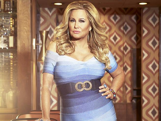 "Actress and comedienne Jennifer Coolidge stars in ""Broke Girls"" on CBS."