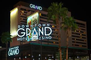 The Downtown Grand has made property improvements and hired a new CEO Jim Simms on Wednesday, September 23, 2015.