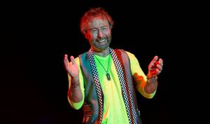 Paul Rodgers at DLVEC
