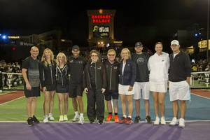 2015 Mylan WTT Smash Hits at Caesars