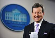 Ed Henry, chief White House correspondent for Fox News Channel.