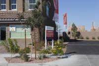 The normally slow winter season for the Las Vegas real estate market continued a slight warming trend in March. ....